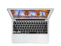 KB Covers Arabic Keyboard Cover for 11-Inch MacBook Air