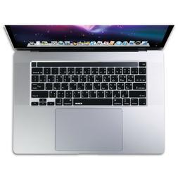 XSKN Arabic Language Keyboard Skin for TouchBar MacBook Pro