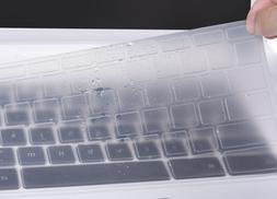 Asus Chromebook Flip C302CA Keyboard Cover, CASEBUY Silicone