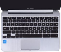 CaseBuy ASUS Chromebook Keyboard Protector Silicone Cover fo