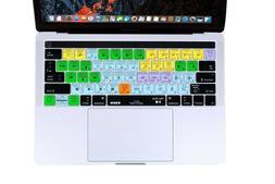 avid pro tools shortcut keyboard cover