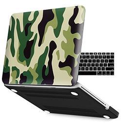 iBenzer Basic Soft-Touch Series Plastic Hard Case & Keyboard