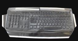 Biosafe Anti Microbial Keyboard Cover for Dell SK8115 Keyboa