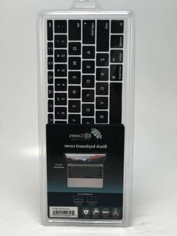"KB Covers Black Keyboard Cover for MacBook Retina 12"" / M"