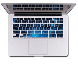 Herngee Blue Sky MacBook Keyboard Skin Sticker Decal Compati