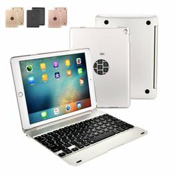Bluetooth Keyboard Folio Smart Case Cover For iPad 6th Gen 9