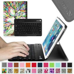 Fintie Bluetooth Keyboard Folio Stand Case Slim Shell Cover