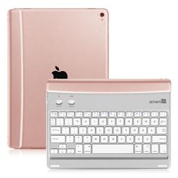 """Bluetooth Keyboard Case Cover For New Apple iPad 5th 9.7"""" 20"""