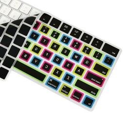 candy black silicone keyboard cover for magic