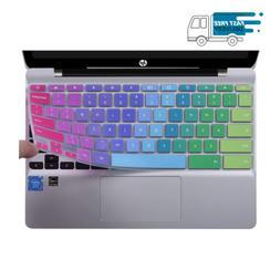 Casebuy Ultra Thin Keyboard Cover For Hp Chromebook 11 X360