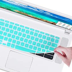 Keyboard Cover Compatible 2018 2017 Acer Chromebook 15 CB3-5