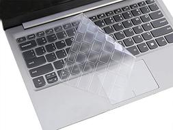 Clear Keyboard Cover Protective Skin Compatible Lenovo Yoga