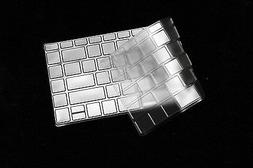 Clear Keyboard Protector Cover For HP 13-aq0077nr  Notebook