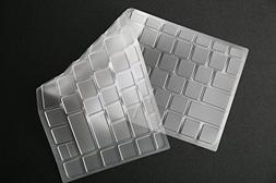 Bodu Clear Keyboard Protector Cover Skin for HP Pavilion HP
