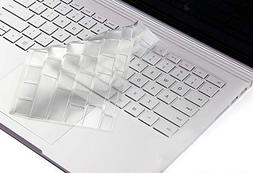 Clear Keyboard Skin Cover Compatible with Microsoft Surface
