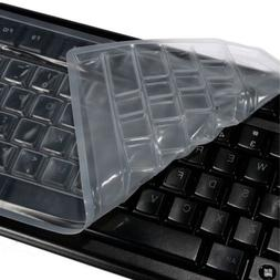 Clear Silicone Computer Keyboard Cover Keyboard Skin Protect