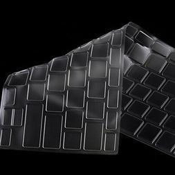 CLEAR TPU Keyboard Cover Skin for Old Macbook Pro 13 15