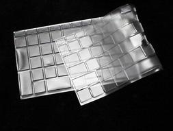 """Clear TPU Keyboard Protector Cover for 15.6"""" HP ZBook 15u G5"""