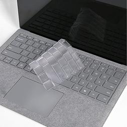 Clear Ultra Thin Silicone Keyboard Protector Cover Skin for