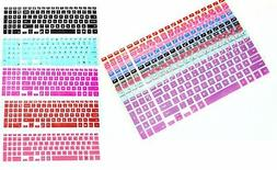 """Color Keyboard Skin Cover Protector Fr 15.6"""" Dell Inspiron 1"""