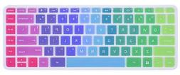 colorful keyboard cover