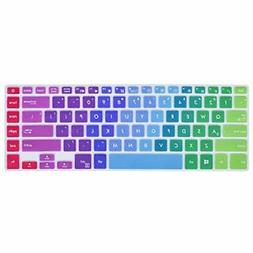 Colorful Keyboard Cover Compatible ASUS VivoBook F510UA F510