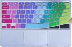 Colorful Keyboard Cover For 2020-2017 Samsung Chromebook 4 3