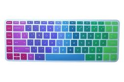 CaseBuy Colorful Keyboard Cover for HP 14-ab 14-ac 14-ad 14-
