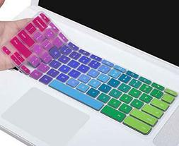 CaseBuy Colorful Silicone Keyboard Protector Cover Skin for