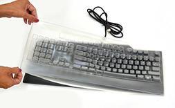 Viziflex Seels Keyboard COVER for Lenovo KB-1021, KU-0225, S