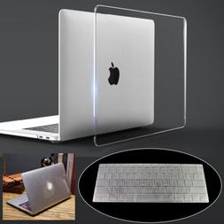 Crystal Hard Case Shell Keyboard Cover for Macbook Pro Air 1