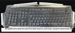 Custom Made Keyboard Cover for Logitech Wave Y-RCP140-92G117