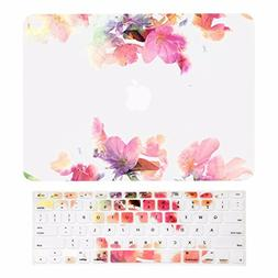 TOP CASE –2 in 1 Bundle Deal Floral Reflection Pattern Gra