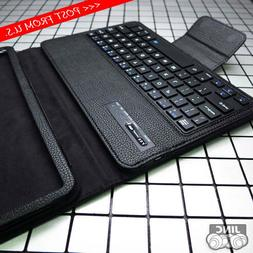 """Bluetooth Keyboard Leather Case for Apple iPad Pro 12.9""""  4t"""