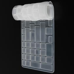 Durable silicone US version 15in <font><b>Keyboard</b></font