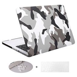 DWON MacBook Case Pro 13 Inch with Retina with Keyboard Cove