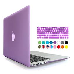 Eastchina 2 in 1 Ultra Slim Light Weight Soft-Touch Plastic