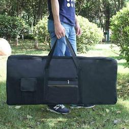 Elastic Dust Cover w/Bag for  61-Key Electronic Keyboard Dig