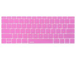 XSKN English Language Keyboard Cover Silicone Skin for Macbo
