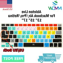 EU US Hotkey Design Silicone Keyboard Cover Skin For Macbook