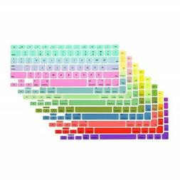 faded ombre keyboard cover skin for macbook