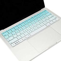 - Faded Ombre Series Keyboard Cover Silicone Skin Compatible