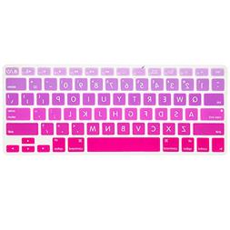 Allytech Faded Ombre Series Keyboard Cover Silicone Skin Pro