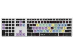 KB Covers Final Cut Pro X Cover for Apple Keyboard Numeric