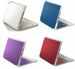 Zagg Folio Cover Case, Hinged Bluetooth Keyboard  for iPad A