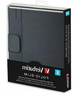 Verbatim Folio Slim Case with Bluetooth Keyboard for iPad  a
