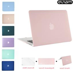 <font><b>MOSISO</b></font> Laptop Clear Hard Case for Macboo
