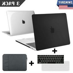 Fr Macbook Pro 13 Inch A2159 Hard Case+Keyboard Cover+Laptop