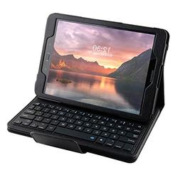Galaxy Tab S3 9.7 Keyboard case, Pasonomi Ultra-Thin Folding