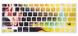 HRH Beautiful Goddess Keyboard Cover Silicone Skin for MacBo